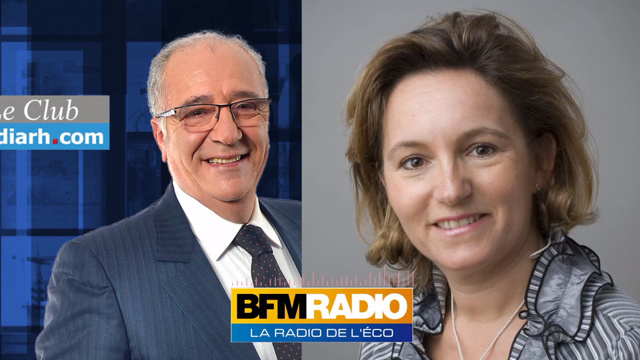 BFM Radio - Le Club Media RH (2015)
