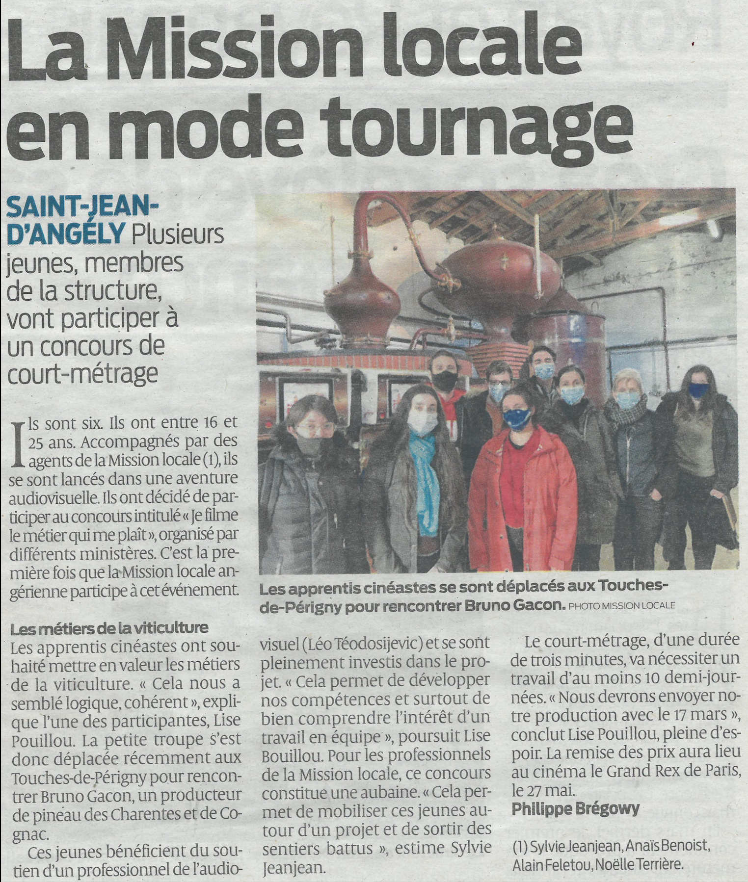 Sud-Ouest - 25/04/2021
